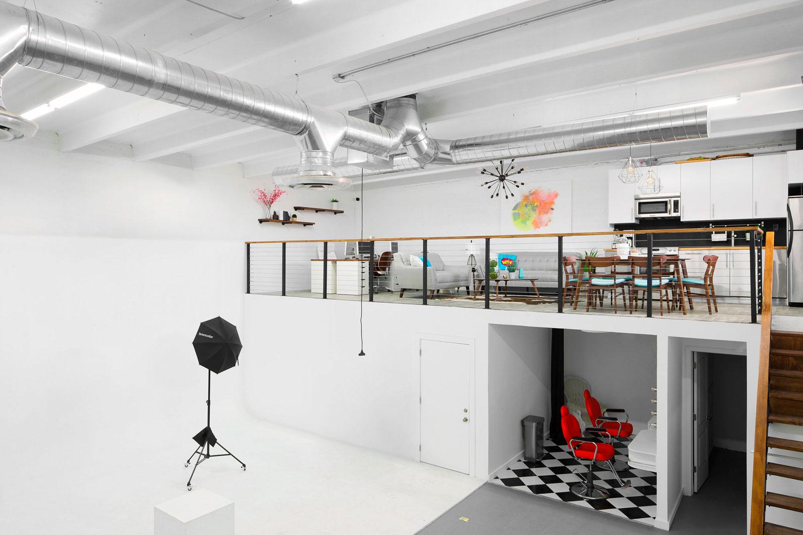 Studio Rental Service